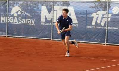 Club Megasaray Open'da çeyrek finaller başlıyor