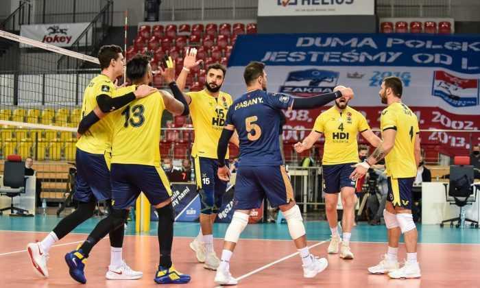 Fenerbahçe HDI Sigorta, Şampiyonlar Ligi'nde sahne alıyor