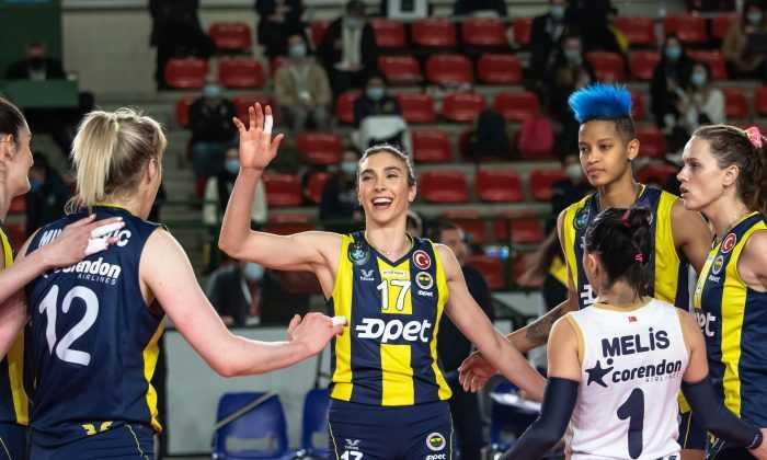 Fenerbahçe Opet, Nantes'ı 3-0 mağlup etti