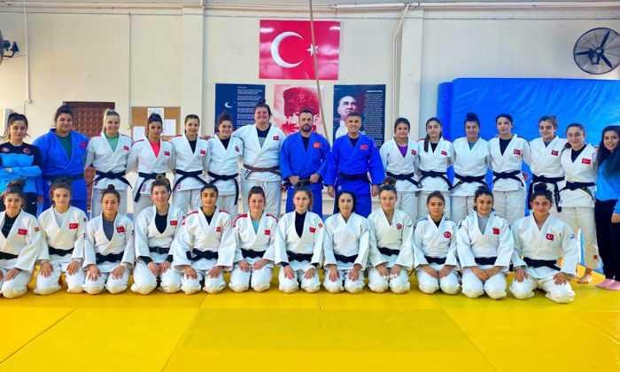Milli judocular kampa giriyor
