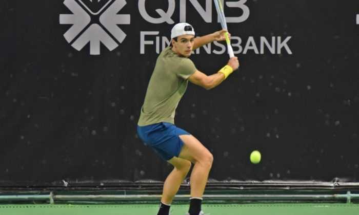 İstanbul Indoor Challenger'da çeyrek final zamanı