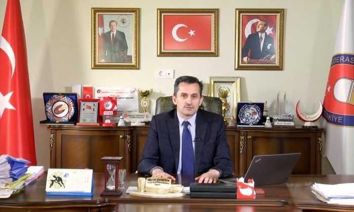 Murat Özmekik: Sporcular için zor bir yıldı