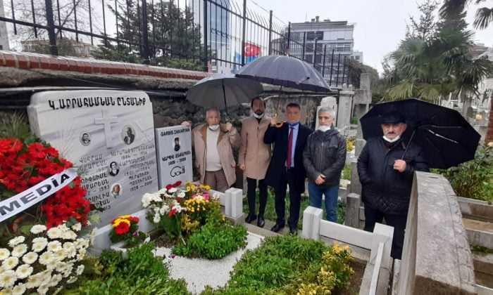 Milli boksör Garbis Zakaryan vefatının 1. yılında anıldı