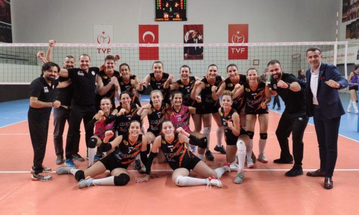 Sakarya Voleybol Spor'un hedefi Sultanlar Ligi