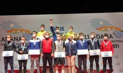 5 Ocak Maratonu'nda kürsü İBB Sporlu atletlerin