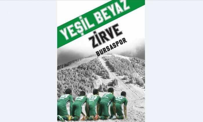 Şampiyon Bursaspor'un Hikâyesi Vodafone TV'de