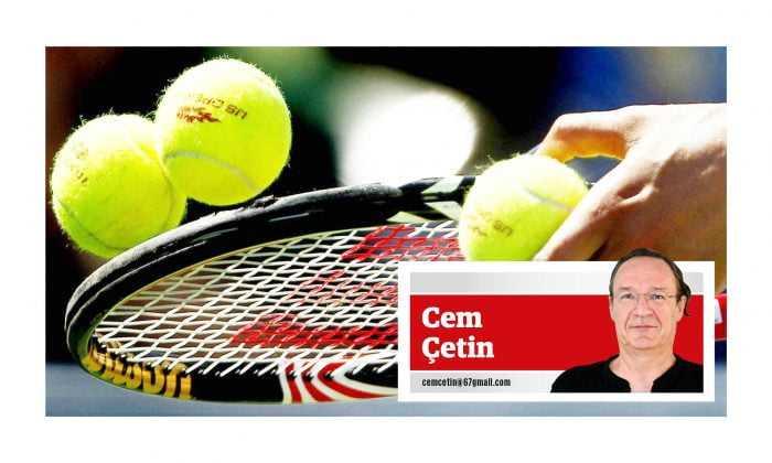 Türk Tenisi Matemde: Can Üner'i kaybettik