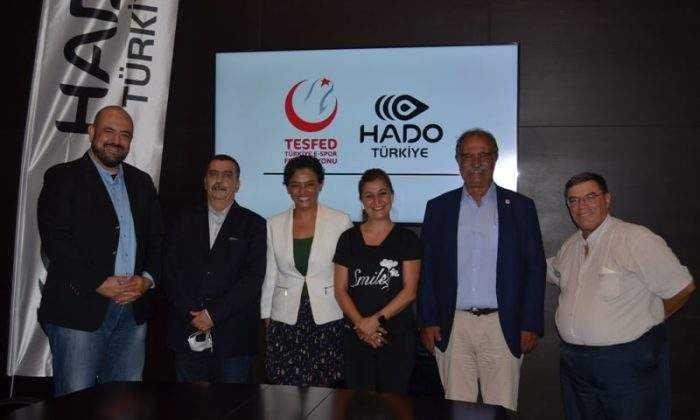 """""""HADO"""" Spor Bilimleri Derneği ile protokol imzaladı"""