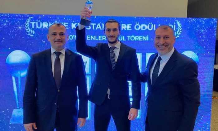Türkiye Kristal Küre Ödülleri'nde Karate'ye ödül