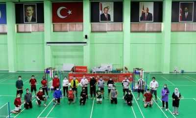 2. Kademe Badminton Antrenör Kursu başladı