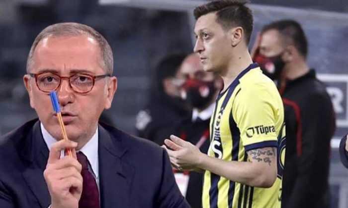 Fatih Altaylı kafayı Mesut Özil'e taktı!