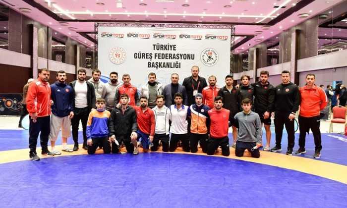 İBBSK, Güreş Milli Takımına en fazla sporcu gönderen kulüp oldu