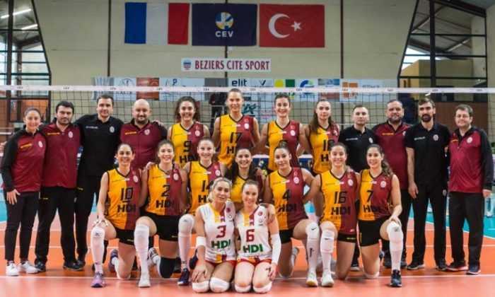 Galatasaray ilk maçta yenildi