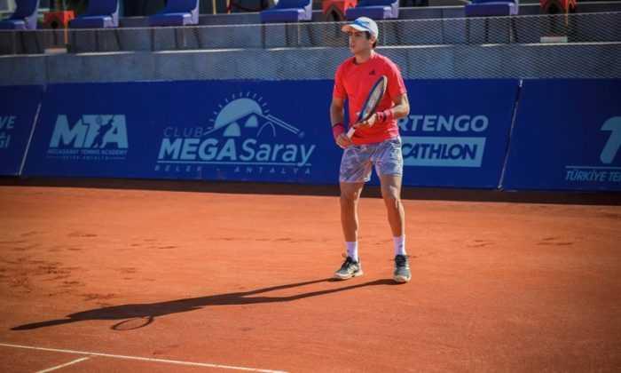 Open II'de yarı final zamanı