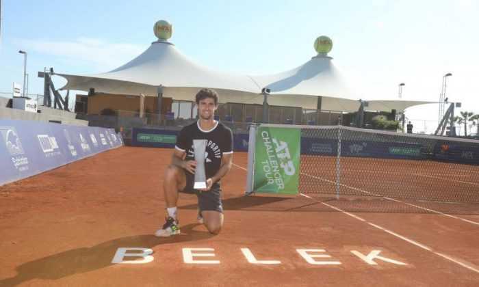 Open II'de Şampiyon Carlos Taberner