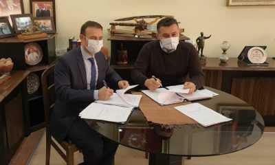 30. Alanya Triatlonu için resmi imzalar atıldı