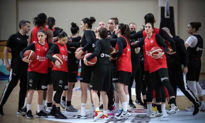A Milli Kadın Basketbol Takımı'ndan Litvanya maçı değerlendirmesi