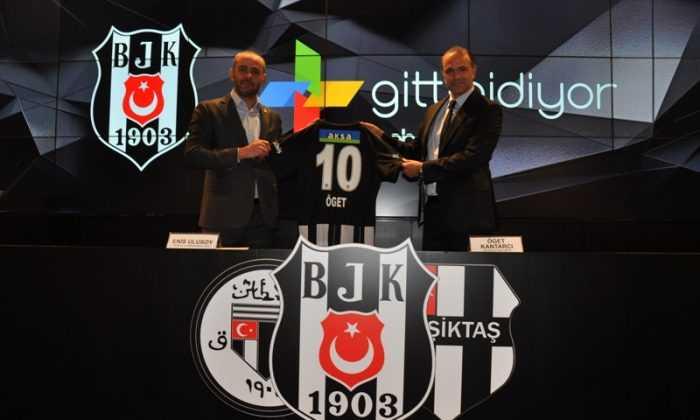 Beşiktaş JK yeni bir işbirliğine imza attı