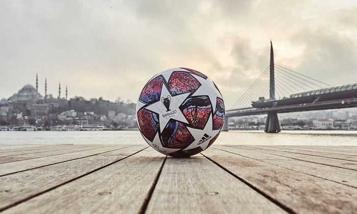 'İstanbul' temalı topu tanıtıldı