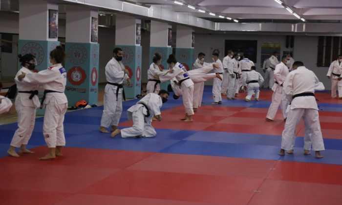 Judoda Antrenör kursu başladı