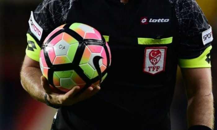 Süper Lig'de 26. haftanın hakemleri açıklandı