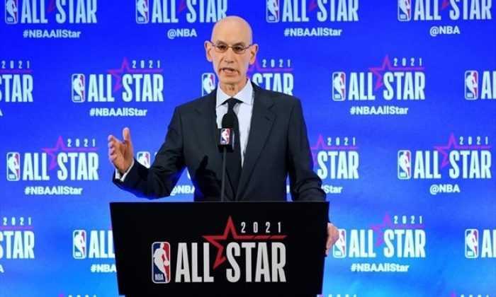 """NBA komiseri Silver: """"FIBA ile mükemmel bir ilişkimiz var"""""""