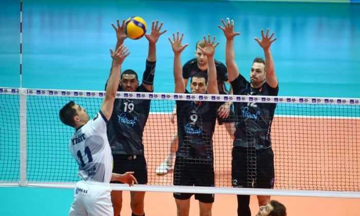 Kupa Voley'de finalin adı Spor Toto-Halkbank oldu