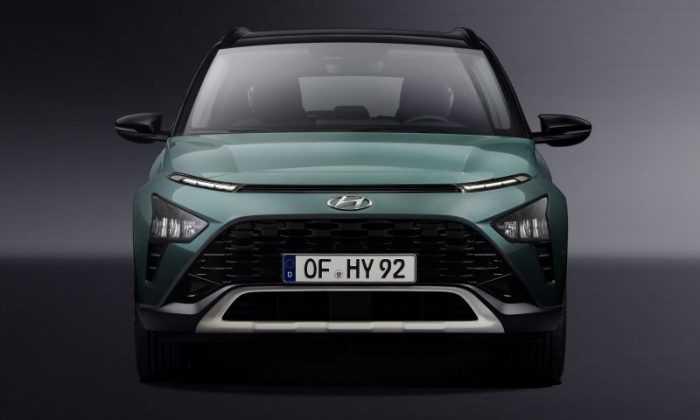 Hyundai Bayon tanıtıldı!