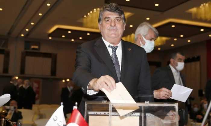TJK'de Serdal Adalı 4. kez başkan seçildi