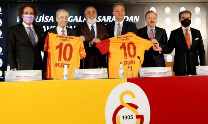 Galatasaray'dan tarihi anlaşma…