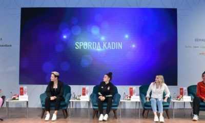 Sporun güçlü kadınları 'Güçlü Türkiye'nin Güçlü Kadınları Zirvesi'nde buluştu