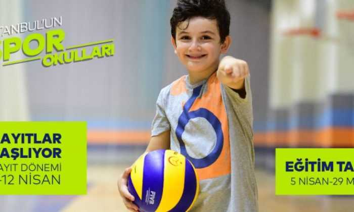 Sporcu nesil yetişiyor