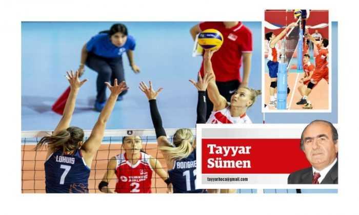 CEV Kupalarında 3 bayan ve 1 erkek takımla yola devam!