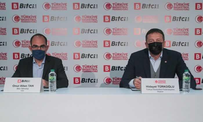 TBF'den sponsorluk anlaşması
