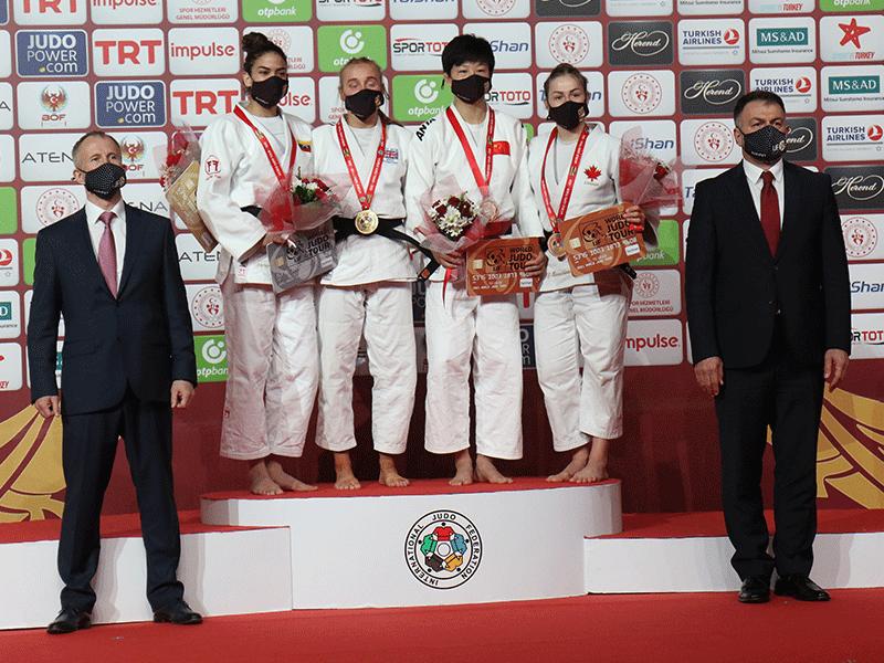 Antalya Grand Slam 1
