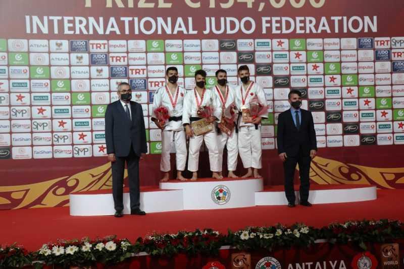 Antalya Grand Slam 10