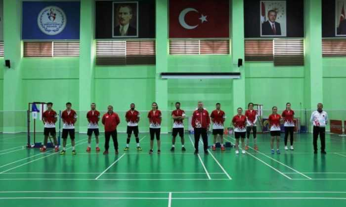 Avrupa Badminton Şampiyonası Başlıyor