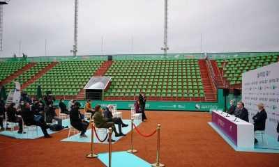 Tenis dünyasının gözü 1 hafta boyunca TTF İstanbul Tenis Merkezinde olacak