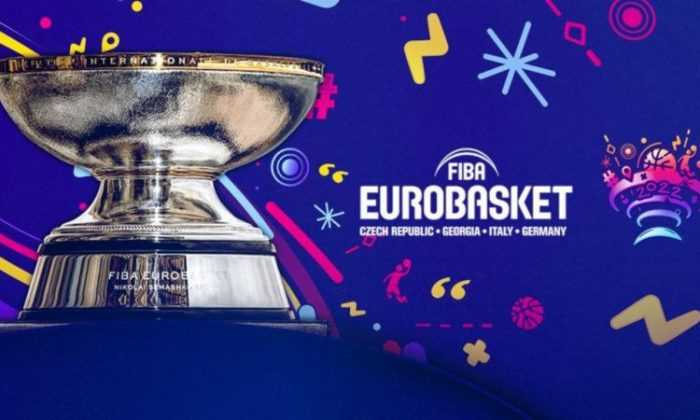 FIBA EuroBasket Kura Çekiminde Türkiye 3'üncü Torbada