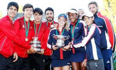 Junior Davis Cup ve Junior Billie Jean King Cup Finalleri Antalya'da