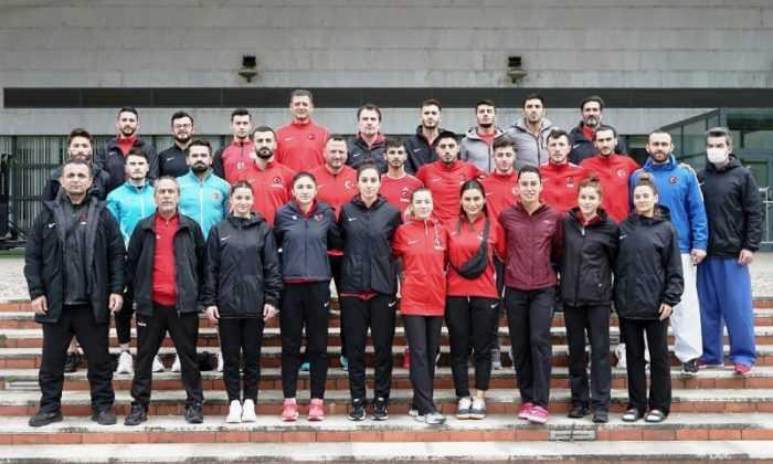 Karatede Olimpiyat Mesaisi Lizbon'da Devam Edecek