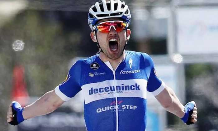 Flandres'da sürpriz şampiyon: Asgreen