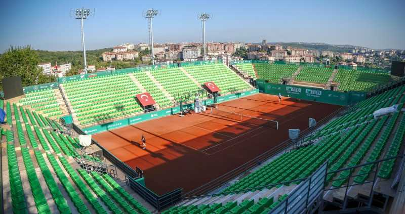 TTF Istanbul Tenis Merkezi Merkez Kort