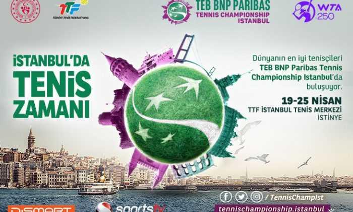 Toprak Kortun Yıldızları İstanbul'da Buluşuyor