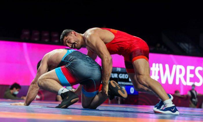 Gururumuz Taha Akgül 8. Kez Avrupa Şampiyonu