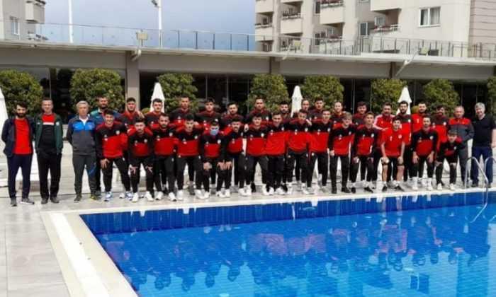 Lüleburgazspor'un Antalya kampı sona erdi.