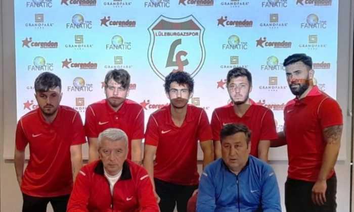 Lüleburgazspor'da 5 yeni Transfer