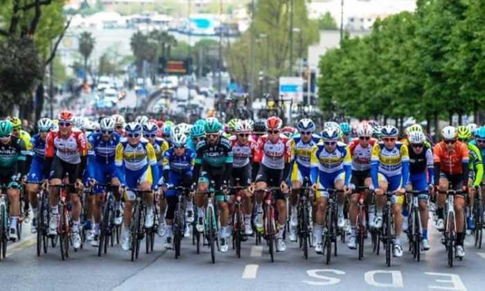 56. Cumhurbaşkanlığı Türkiye Bisiklet Turu yarın Konya'da 80 km. olarak koşulacak
