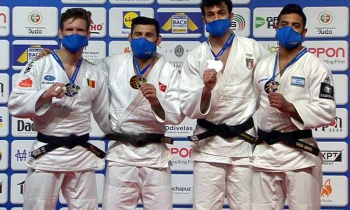 Vedat Albayrak, Avrupa Şampiyonu