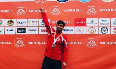 Yavuzaslan, Merrell Alanya Ultra Trail 2021 Yarışlarında Üçüncü Oldu
